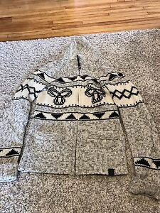 Small TNA sweater, perfect condition