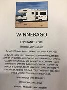 Winnebago South Bunbury Bunbury Area Preview