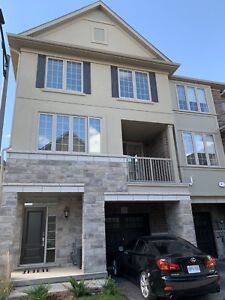 Beautiful brand new townhouse for rent in oakville