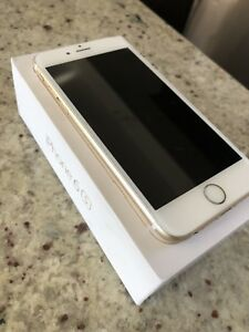 iPhone 6s Gold 16gb Excellent Condition
