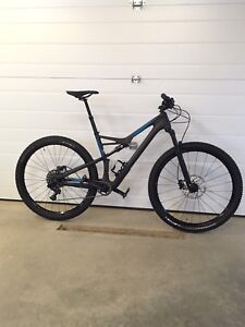 2017 Specialized Camber Comp Carbon