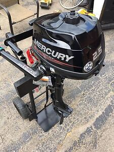 NEW 2016 MERCURY OUTBOARD