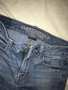 Girls Jeans- 00 America Eagle Jeans