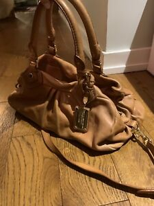 Marc Jacobs brown leather purse - almost new