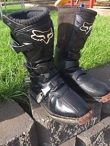 FOX MOTORBIKE BOOTS Ulverstone Central Coast Preview