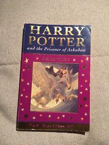 Harry Potter Paperback Book - Prisoner of Azkaban