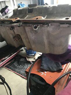 Ls1 rear hump sump