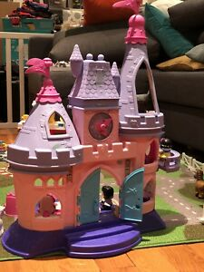 Disney Fisher Price Little People Castle