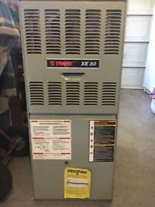 Train XE 80 Mid-Efficient Furnace