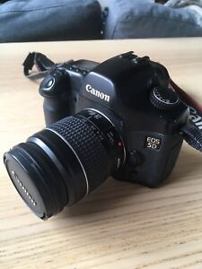 Canon EOS 5D Mark 1