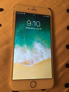 iPhone 6 Plus 64GB, unlocked from apple store, gold