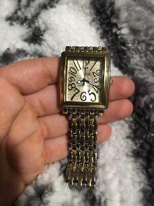 Suisse Ralph Quartz watch $30