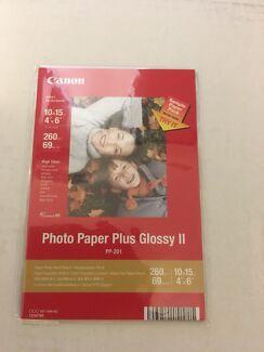 "Canon Photo Paper 4 x 6"" 222 sheets"