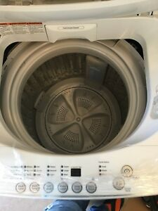 Top of the line portable washer - save hundreds on barely used