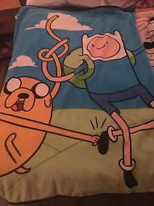 Adventure Time Blanket