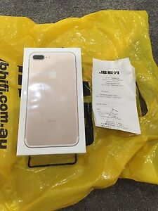 iPhone 7plus brand new 256gb gold unlock sealed in the box Prospect Prospect Area Preview