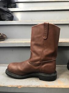 Redwing Pecos boots