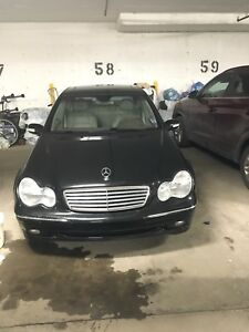 MERCEDES C320 ( REDUCED PRICE )