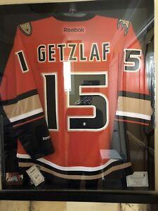 Anaheim Ducks Ryan Getzlaf Autographed