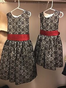 Flower girl dresses - size 5/6 and 9/10