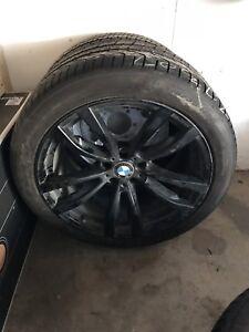 BMW Tires/Rims