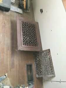 Louvered could air return