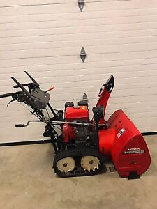Honda Snowblower- HS928