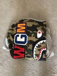 709f35a367002 Bape - Shark Hoodie - AUTHENTIC!