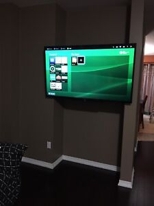 Sony 60 inch tv very good condition like new