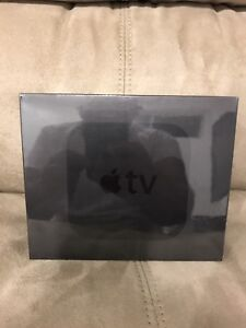 New Apple TV 4th gene. With 32gb never opened