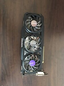 GIGABYTE AMD Radeon R9 270X 2GB WINDFORCE GPU