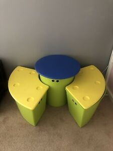 Table and chair/ bench set