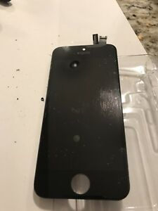 iPhone 5s replacement screen