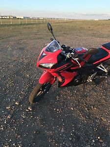 Reduced!! Honda CBR 125