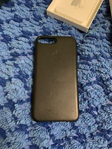 Authentic Like New IPhone 7 Plus 8 Plus Leather Case
