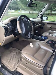 2001 Landrover Discovery 2