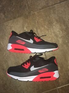 nike air max 90 infrared black