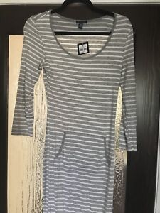 Jersey dress with Pockets