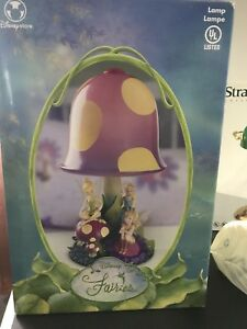 Disney Fairies - Lamps (2) @ $25 each