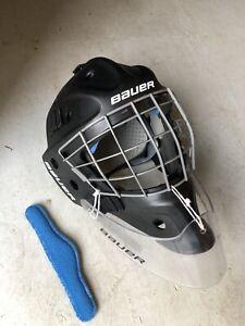 Sr Bauer nme goalie mask