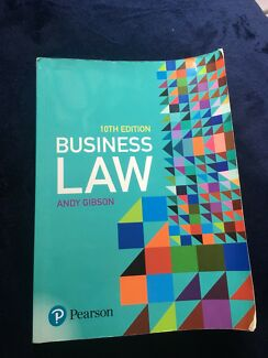 Business law 3rd edition by nickolas james wiley textbooks business law 10 th edition fandeluxe Choice Image