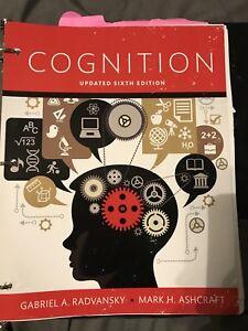 PSYC 2480- cognitive processes
