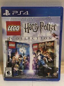 Harry Potter collection PS4 jeu