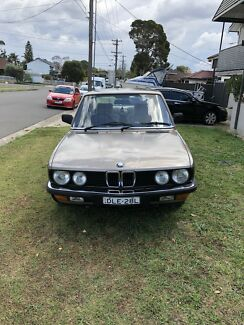 PRICE DROP 1985 BMW 528i e29