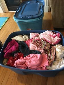 12-18 month large lot of girls clothes