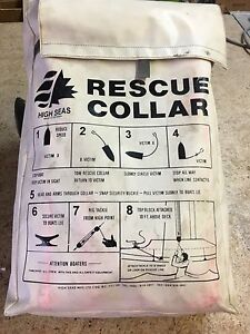 Brand New High Seas Rescue Collar