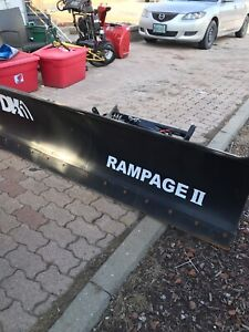 2019 plow for a truck or suv $1200