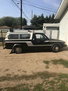 1981 VW rabbit truck