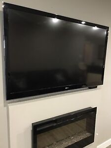 """Lg 55"""" HD smart tv"""