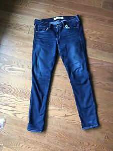 Abrecrombie and fitch jeans